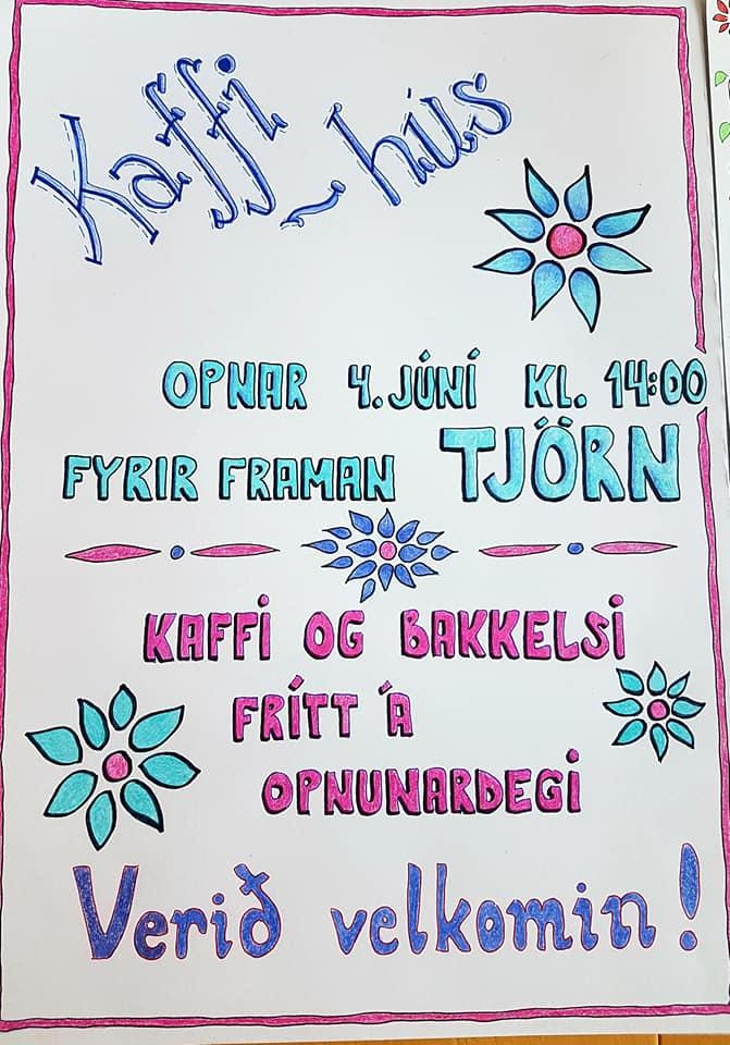 Gleðilegt sumar kæru vinir    Þriðjudaginn 4.júní n.k. ætlum við að bjóða upp á ...