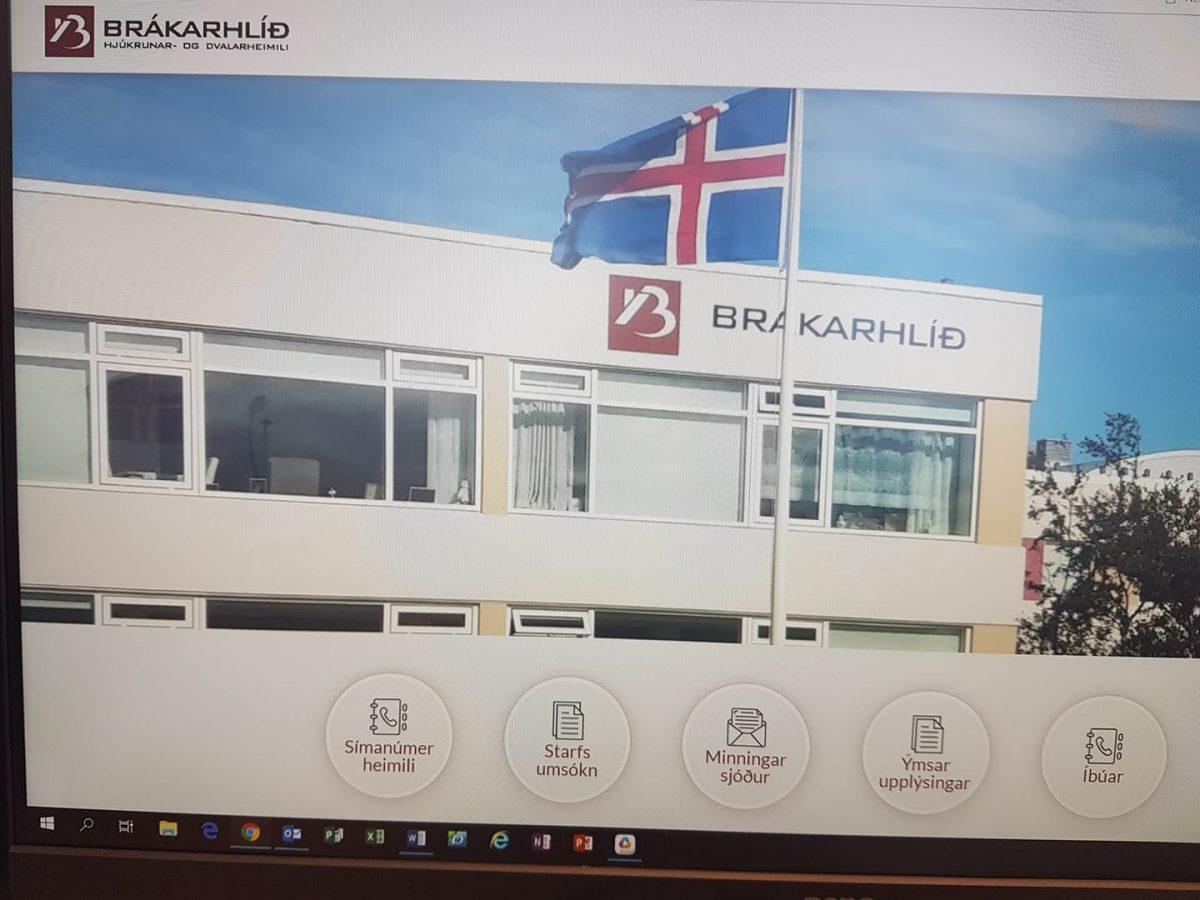 Heimasíða okkar, www.brakarhlid.is, hefur nú fengið andlitslyftingu og bætt hefu...