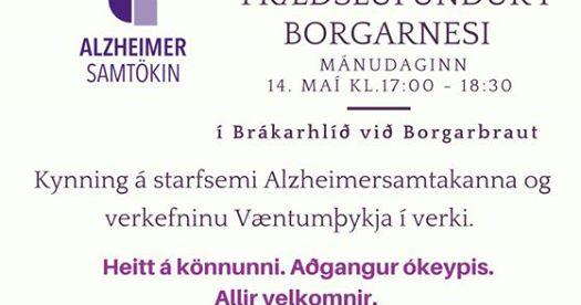 Opinn fræðslufundur í Borgarnesi