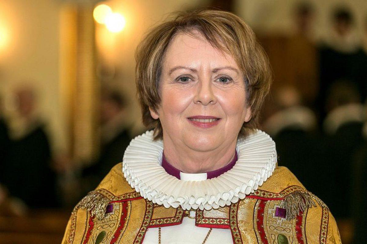 Biskup Íslands, Frú Agnes Sigurðardóttir, kemur til okkar í Brákarhlíð á fimmtud...