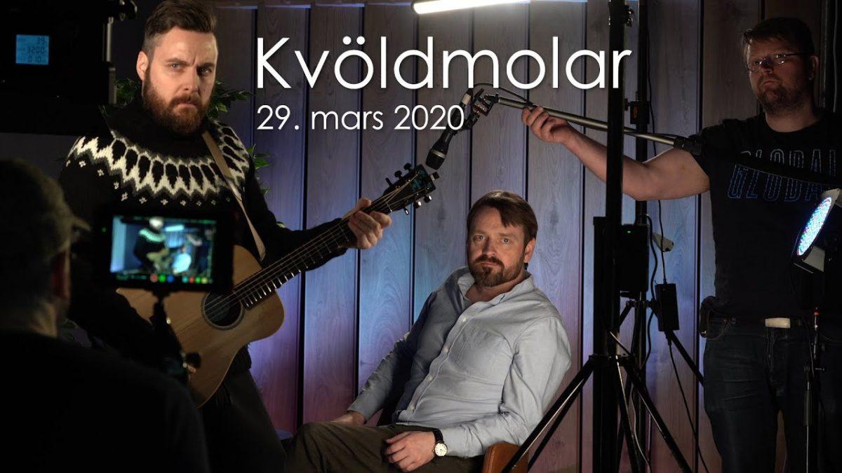 Kvoldmolar 29. mars 2020