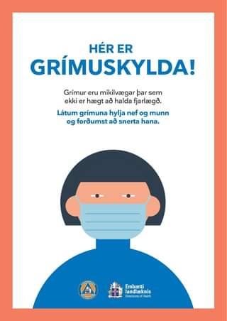 Mynd frá Brákarhlíð.